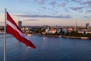 Bußgeld aus Lettland