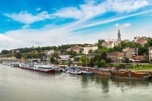 Bußgeld aus Serbien