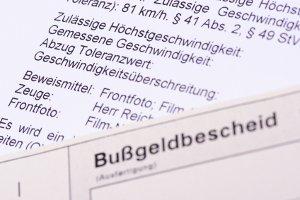 Bußgelder aus dem Bußgeldkatalog für Gefahrgut-LKW