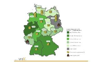 Bussgeldatlas Deutschland (Stand: 2014)