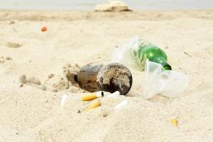 In vielen Städten werden Bußgelder für falsche Müllentsorgung verhängt.