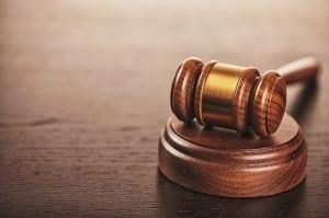 Bußgelder spenden vor Gericht