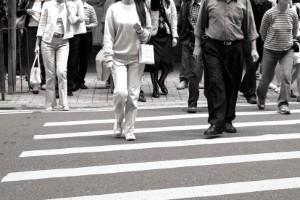Der Bußgeldkatalog für Fußgänger