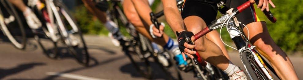 Fahrradschutzstreifen: Gemäß StVO hat der Radverkehr hier Vorrang