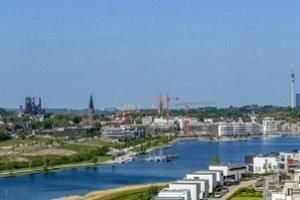 Bußgeldstelle Dortmund: Auch in dieser Stadt gibt es die Behörde, die Ordnungswidrigkeiten im Verkehr verwaltet.