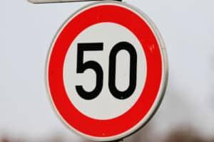Die Bußgeldstelle Hagen ist z. B. zuständig für die Ahndung einer Geschwindigkeitsüberschreitung.