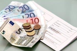 Die Bußgeldstelle in Sankt Augustin ist u. a. für Bußgeldbescheide zuständig.