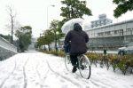 Fahrrad fahren bei Schnee: Worauf sollten Sie achten?