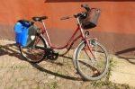Das Fahrrad im Frühling fit machen . Ein Check oft notwendig.