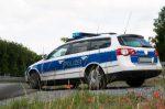 Zur Geschwindigkeitsmessung kann die Polizei dem zu schnellen Verkehrssünder auch nachfahren.