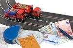 Das LKW-Fahren ist ohne gültigen Führerschein im öffentlichen Straßenverkehr nicht möglich.