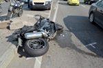 Warum es bei einer Motorradtour mitunter zum Unfall kommt, kann verschiedene Ursachen haben.