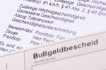 Zum Ordnungsamt in Düsseldorf gehört auch die Bußgeldstelle.