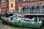 Ein Schiff der Küstenwache kann zu verschiedenen Behörden gehören:, u. a. auch zum Zoll.