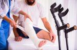 Ein Verdienstausfall nach einem Unfall muss entschädigt werden.