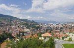 Verkehrsregeln: In Bosnien-Herzegowina sollten Autofahrer umsichtig unterwegs sein.