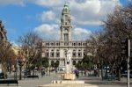 Verkehrsschilder dienen in Portugal der Durchsetzung von gültigen Verkehrsregeln.