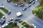 Die Verkehrsüberwachung hat das Ziel, die Verkehrssicherheit zu erhöhen.