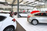 Autos von Volvo können Sie in vielen Autohäusern in Deutschland kaufen.