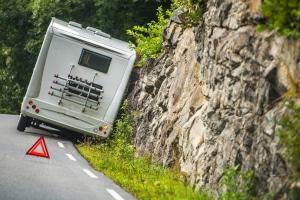 Im Falle eines Unfalls, verfügen alle Fahrzeuge bei Campanda über eine Versicherung.