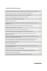 Checkliste für den Autokauf beim Händler