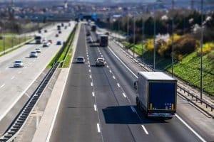 Auch in Dänemark ist die Autobahn meist die schnellste Verbindung zum Ziel.