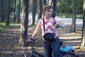 Beabsichtigen Sie ein Damenrad zu kaufen, lohnt sich der Besuch im Fachgeschäft.