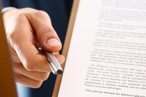 Zum Datenschutz einer Einwilligungserklärung zählen auch die Nutzerrechte