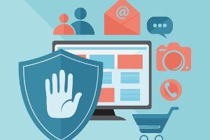 Es besteht die gesetzliche Pflicht, eine Datenschutzerklärung und ein Impressum anzuführen