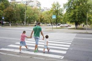 Der Debeka-Verkehrsrechtsschutz sichert Sie auch als Fußgänger ab.