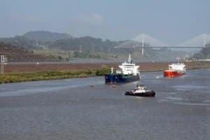 Ob ein Diesel-Fahrverbot in der Schifffahrt in Zukunft kommt, wird derzeit noch nicht diskutiert.