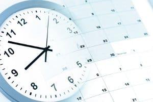 Digitaler Tachograph: Die Uhrzeit können Sie einstellen, gespeichert ist von vornherein allerdings immer die UTC-Zeit.