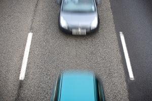 """Sogenannte """"Drängler"""" können eine Gefahr im Straßenverkehr darstellen."""