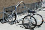 Das Dreirad für Erwachsene wird immer beliebter.