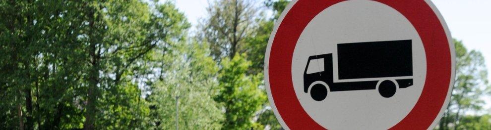 Durchfahrt verboten vs. Einfahrt verboten: Wo liegt der Unterschied?