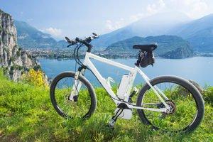 Auch ein E-Bike kann einen Riemenantrieb haben.