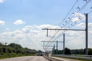 Der E-Highway in Lübeck (SH) soll im Herbst 2019 an den Start gehen.