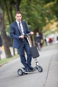 Die E-Scooter erhalten vom Bundesrat grünes Licht.