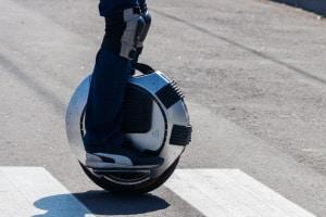 Darf ein Elektro-Einrad im Straßenverkehr zum Einsatz kommen?
