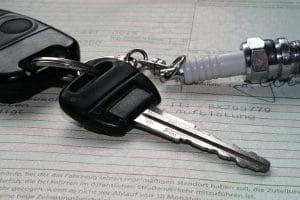Die elektronische Wegfahrsperre soll besser vor Autodieben schützen.
