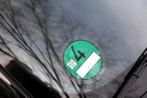 Welcher Emissionsschlüssel bedeutet eine grüne Plakette?