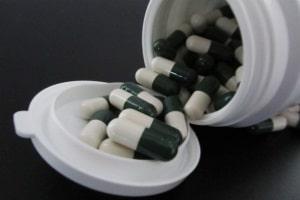 Ephedrin war lange Zeit ein frei verkäufliches Medikament.