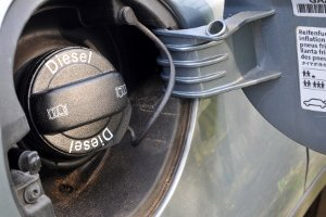 Durch erneuerbare Energien wird Biodiesel hergestellt