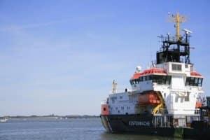 Zusammenarbeit mit der EU: Die Küstenwache beteiligt sich an vielen Aufgaben.