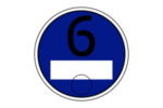 Erhalten Fahrzeuge mit der Abgasnorm Euro 6 eine blaue Plakette?