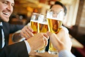 Fahren unter Alkoholeinfluss? Kein gute Idee!