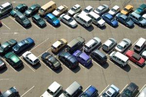 Eine Fahrerflucht hat auch Folgen, wenn ein Kratzer das einzige Resultat nach dem Unfall ist.