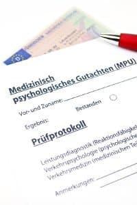 Wird die Fahrerlaubnis in der Probezeit entzogen, folgt nicht selten eine MPU-Auflage