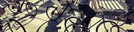 Fahrrad Straßenbenutzung