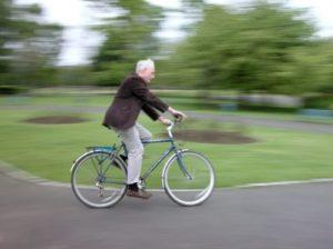 Am Fahrrad sind elf Reflektoren vorgeschrieben